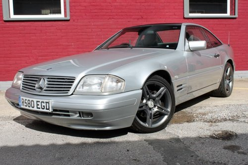 1997 MERCEDES SL SL280 For Sale (picture 1 of 6)