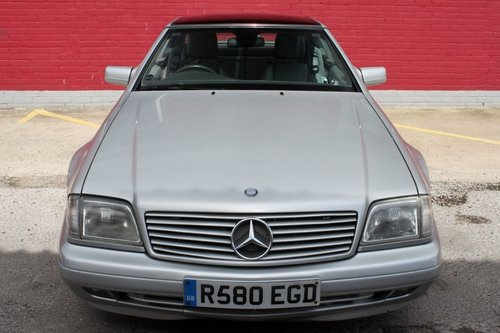 1997 MERCEDES SL SL280 For Sale (picture 2 of 6)