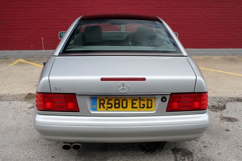 1997 MERCEDES SL SL280 For Sale (picture 3 of 6)