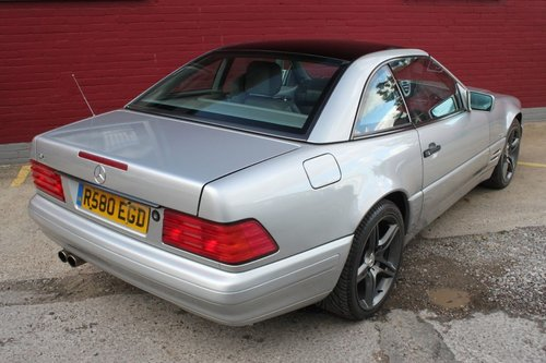 1997 MERCEDES SL SL280 For Sale (picture 4 of 6)