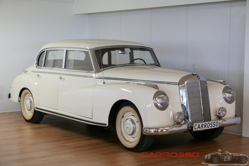 1952 Mercedes Benz 300 Adenauer For Sale (picture 1 of 6)