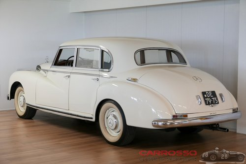 1952 Mercedes Benz 300 Adenauer For Sale (picture 2 of 6)