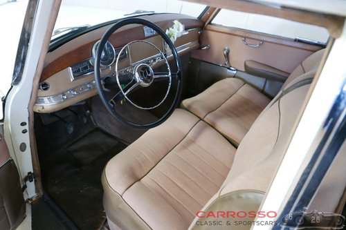 1952 Mercedes Benz 300 Adenauer For Sale (picture 3 of 6)