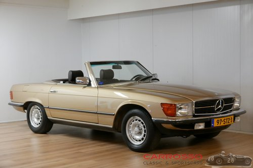 1983 Mercedes Benz 380SL R107 in perfect condition For Sale (picture 1 of 6)