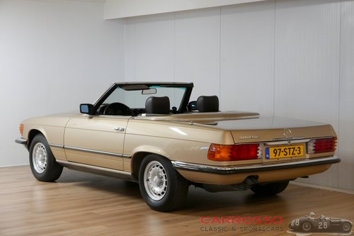 1983 Mercedes Benz 380SL R107 in perfect condition For Sale (picture 2 of 6)