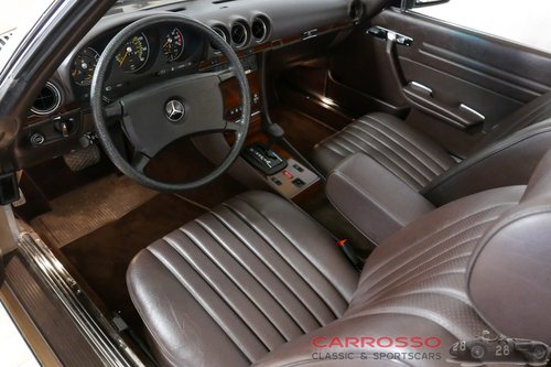 1983 Mercedes Benz 380SL R107 in perfect condition For Sale (picture 3 of 6)