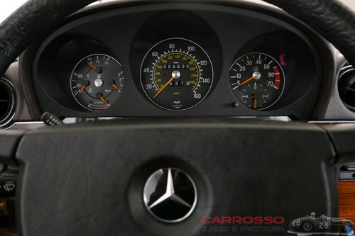 1983 Mercedes Benz 380SL R107 in perfect condition For Sale (picture 6 of 6)