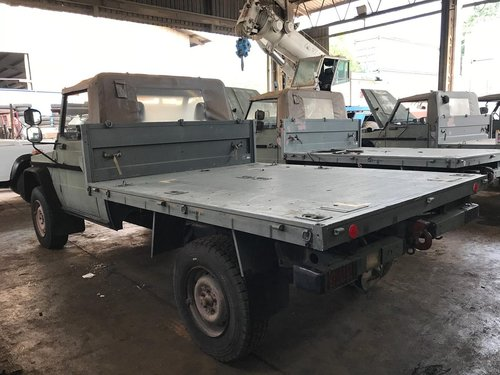 1994 MERCEDES MB290 GD GARGO TRUCK RHD DIESEL MANUAL For Sale (picture 2 of 6)