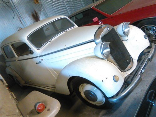 1952 Mercedes Benz 170 d For Sale (picture 1 of 6)