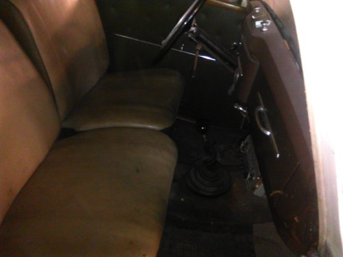 1952 Mercedes Benz 170 d For Sale (picture 3 of 6)