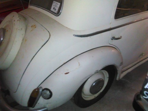 1952 Mercedes Benz 170 d For Sale (picture 4 of 6)
