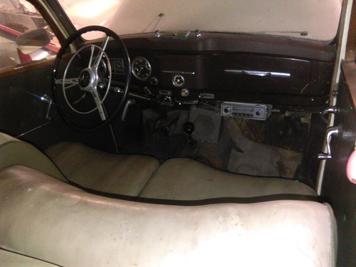1952 Mercedes Benz 170 d For Sale (picture 5 of 6)