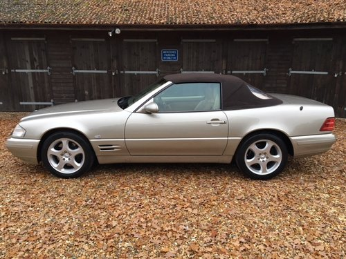 1999 Mercedes SL 320 ( 129-series ) For Sale (picture 2 of 6)