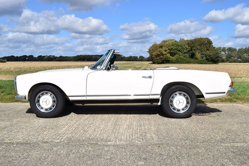 1968 Mercedes-Benz 280SL/8 Pagoda For Sale (picture 1 of 6)