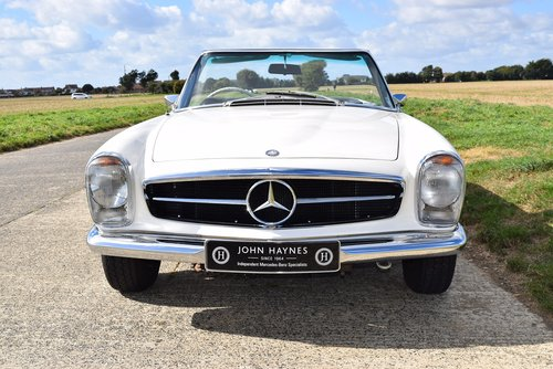 1968 Mercedes-Benz 280SL/8 Pagoda For Sale (picture 2 of 6)
