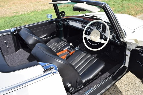 1968 Mercedes-Benz 280SL/8 Pagoda For Sale (picture 4 of 6)