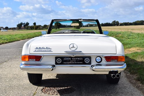 1968 Mercedes-Benz 280SL/8 Pagoda For Sale (picture 6 of 6)