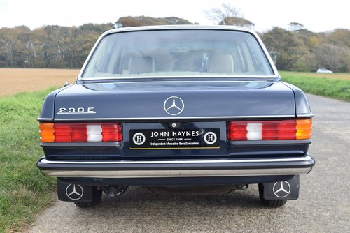1983 Mercedes-Benz 230E SOLD (picture 6 of 6)