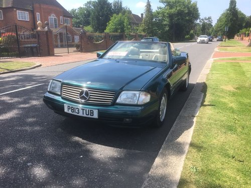 1996 Mercedes SL280 For Sale (picture 1 of 6)