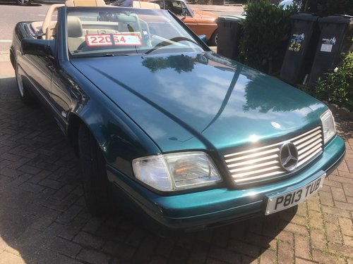 1996 Mercedes SL280 For Sale (picture 2 of 6)