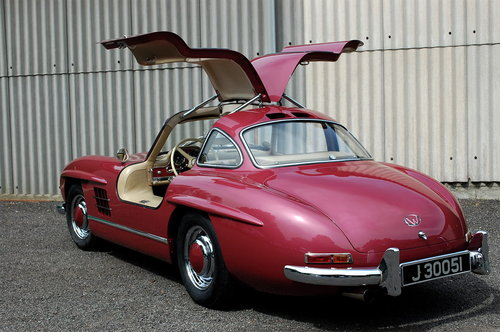 1989 300SL Gullwing 'Evocation'  Ostermeir prototype(under offer) SOLD (picture 2 of 6)