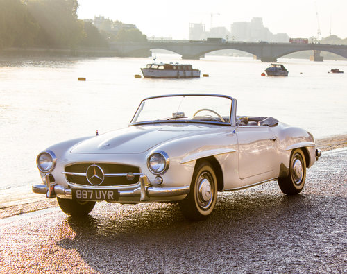 1957 Mercedes-Benz 190SL - Stunningly Original Car! For Sale (picture 1 of 6)