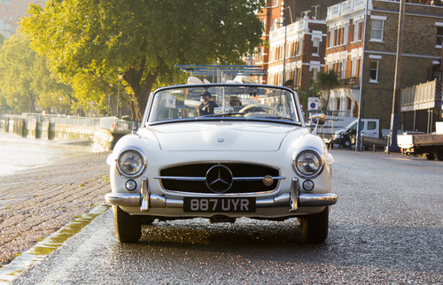 1957 Mercedes-Benz 190SL - Stunningly Original Car! For Sale (picture 2 of 6)