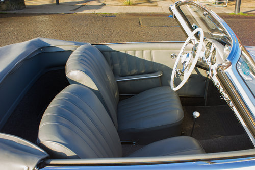 1957 Mercedes-Benz 190SL - Stunningly Original Car! For Sale (picture 5 of 6)