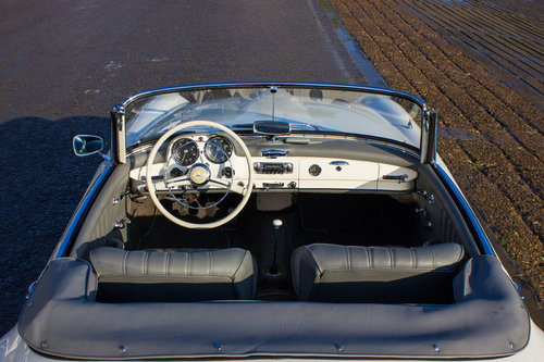 1957 Mercedes-Benz 190SL - Stunningly Original Car! For Sale (picture 6 of 6)