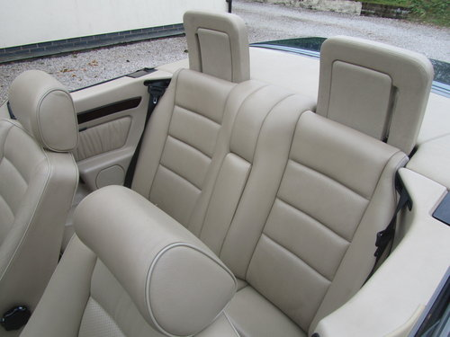 1995 Mercedes E220 Convertible 2.2 ltr W124 Series For Sale (picture 5 of 6)