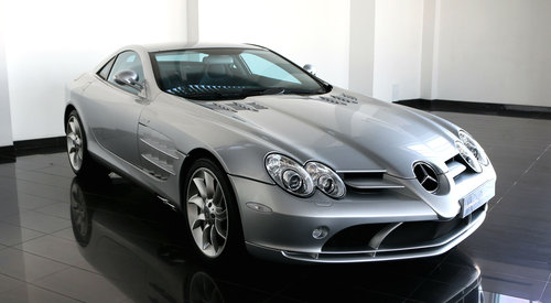 Mercedes-Benz SLR McLaren (2004) For Sale (picture 1 of 6)