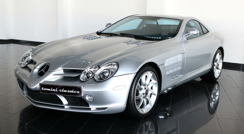 Mercedes-Benz SLR McLaren (2004) For Sale (picture 2 of 6)