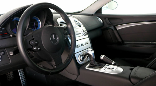 Mercedes-Benz SLR McLaren (2004) For Sale (picture 5 of 6)