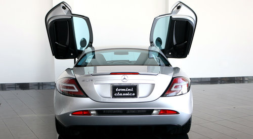 Mercedes-Benz SLR McLaren (2004) For Sale (picture 6 of 6)
