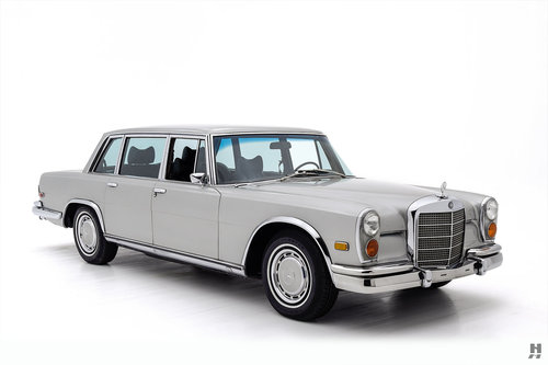 1972 MERCEDES-BENZ 600 SEDAN SOLD (picture 1 of 6)