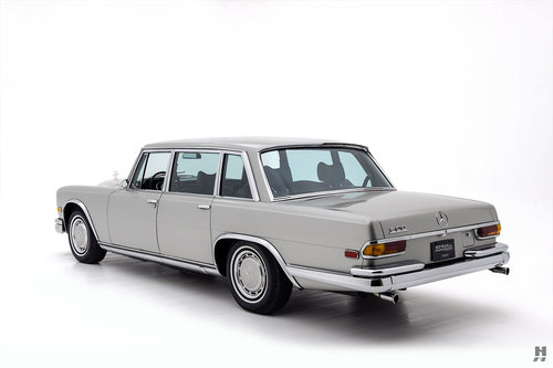 1972 MERCEDES-BENZ 600 SEDAN SOLD (picture 5 of 6)