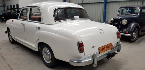 1959 Mercedes Benz 190 Original body No 2 by Firma Australia For Sale (picture 2 of 6)