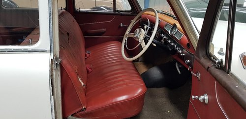 1959 Mercedes Benz 190 Original body No 2 by Firma Australia For Sale (picture 3 of 6)