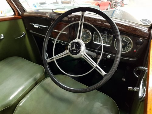 1951 Mercedes Benz 170S Very Nice Condition Firma Trading For Sale (picture 3 of 6)