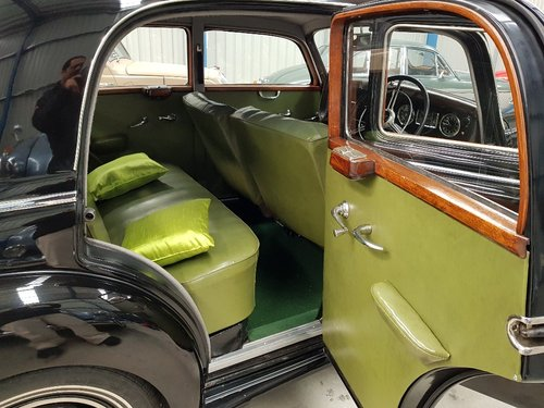 1951 Mercedes Benz 170S Very Nice Condition Firma Trading For Sale (picture 4 of 6)