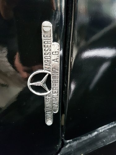 1951 Mercedes Benz 170S Very Nice Condition Firma Trading For Sale (picture 6 of 6)