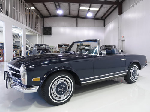 1969 Mercedes-Benz 280SL Roadster For Sale (picture 1 of 6)