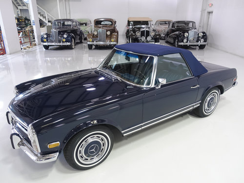 1969 Mercedes-Benz 280SL Roadster For Sale (picture 2 of 6)
