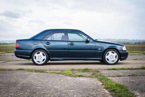 1998 Mercedes-Benz W202 C43 AMG - FSH / 68K / Immaculate