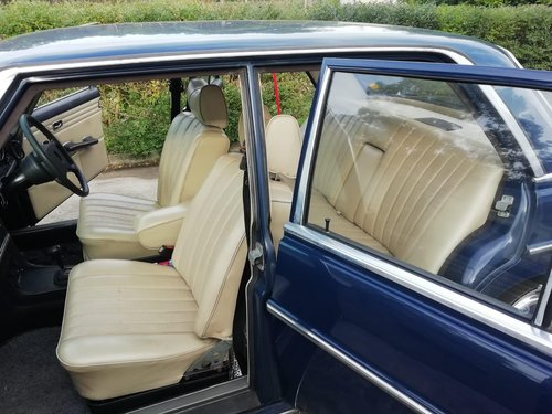 1975 Mercedes 240 D w115 RHD / Automatic for sale For Sale (picture 6 of 6)