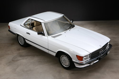 1986 Mercedes-Benz R107 300 SL Roadster For Sale (picture 4 of 6)