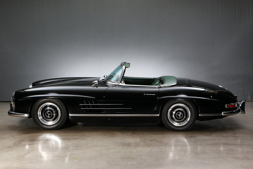 1959 Mercedes-Benz 300 SL Roadster For Sale (picture 3 of 6)