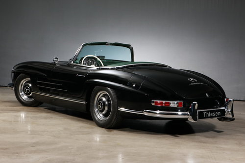 1959 Mercedes-Benz 300 SL Roadster For Sale (picture 4 of 6)