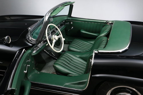 1959 Mercedes-Benz 300 SL Roadster For Sale (picture 5 of 6)