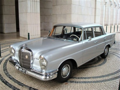 1965 Mercedes-Benz 220 SB For Sale (picture 1 of 6)